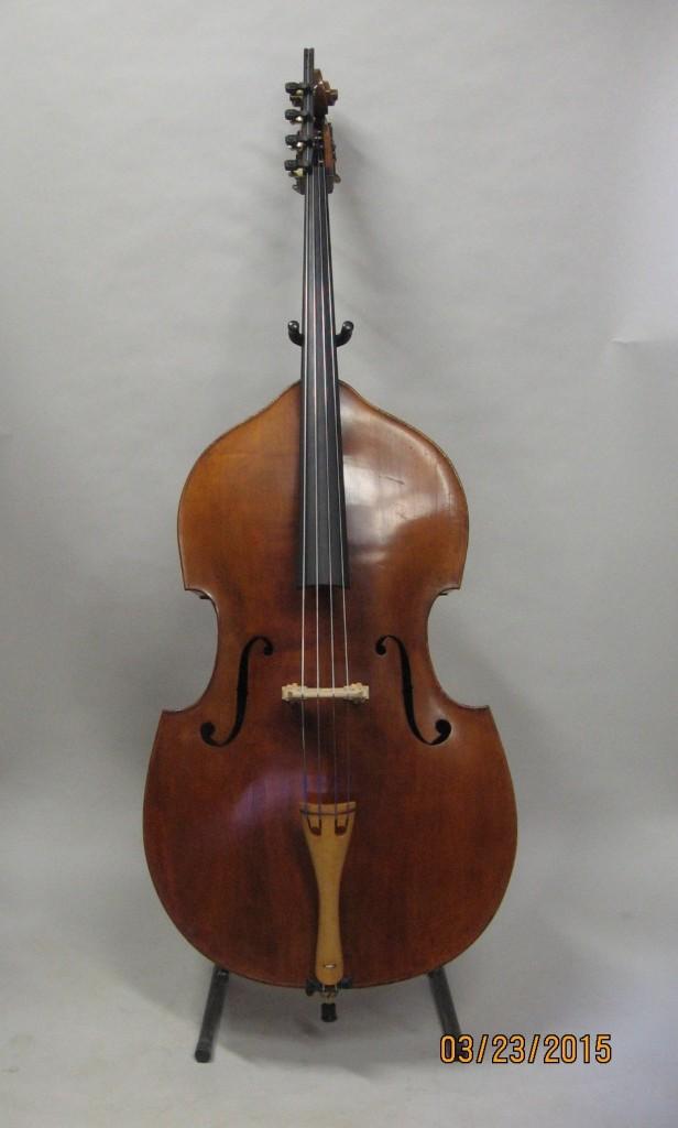 English bass, circa 1910